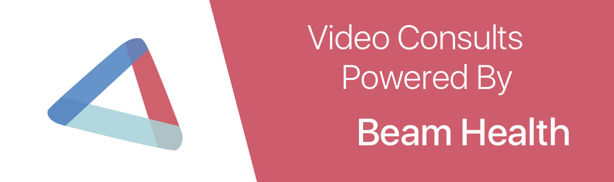 Video Consults powered by Beam Health